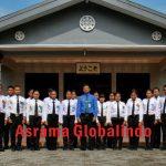 Asrama Globalindo tampak depan