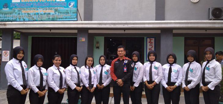 PAP Keberangkatan Angkatan 52 Dan 53